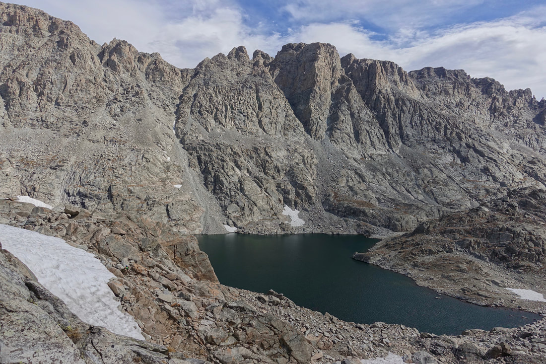 Alpine Lakes Wind River Range