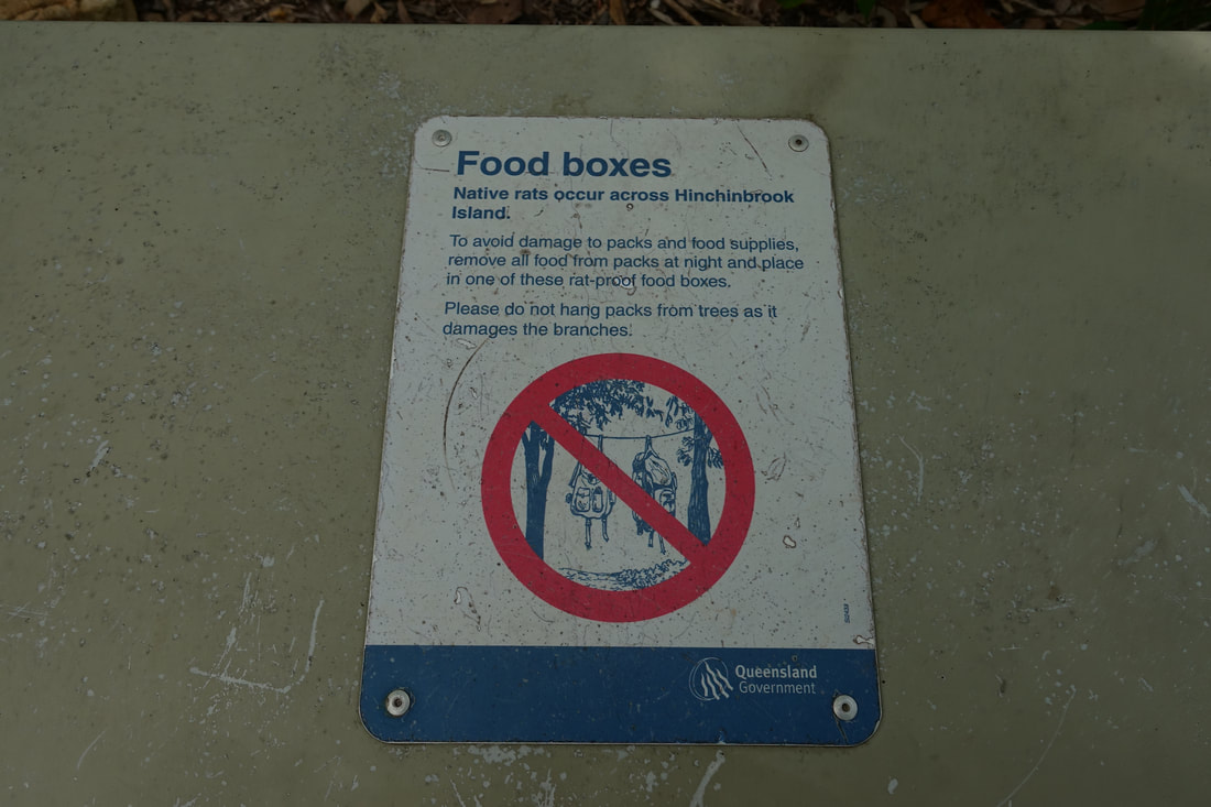 Foodbox for the rats