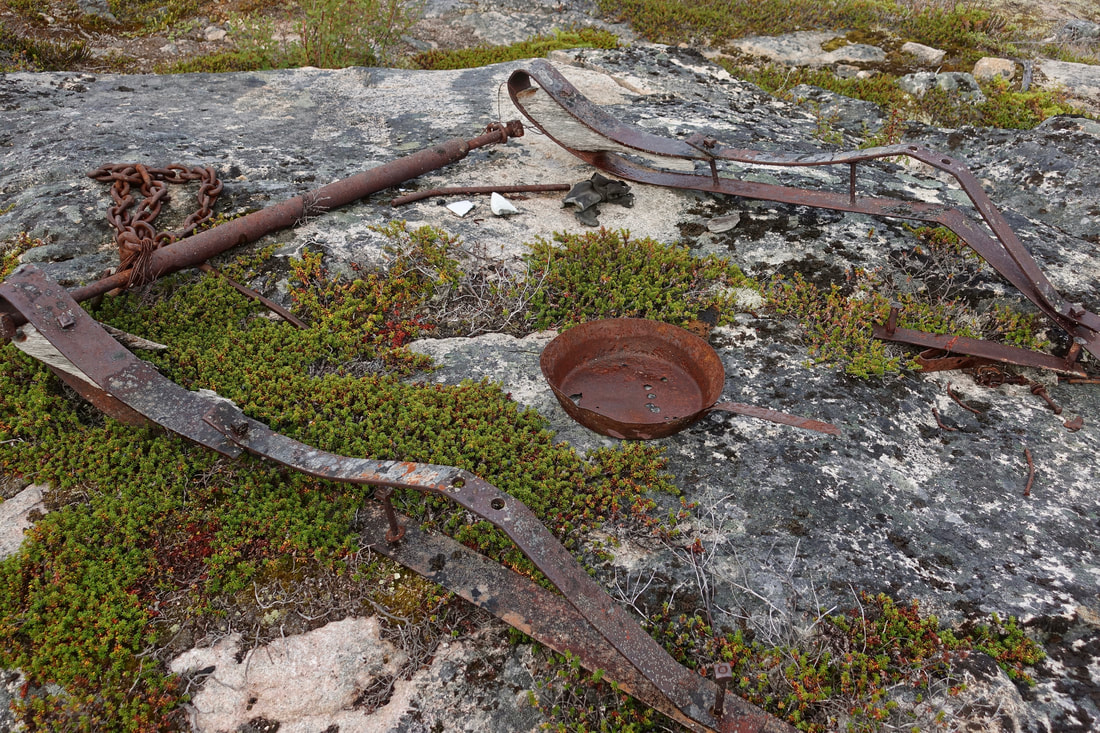chilkoot trail artifacts